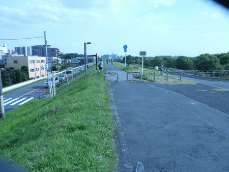 樋野口排水機場周辺