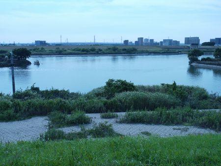 松戸排水機場5