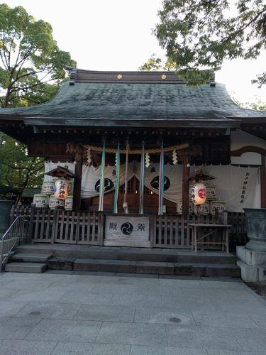 松戸散歩 松戸神社から江戸川をちょっと歩いてみませんか