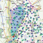 超大型台風21号が迫っていますが松戸市の洪水ハザードマップ見たことありますか?