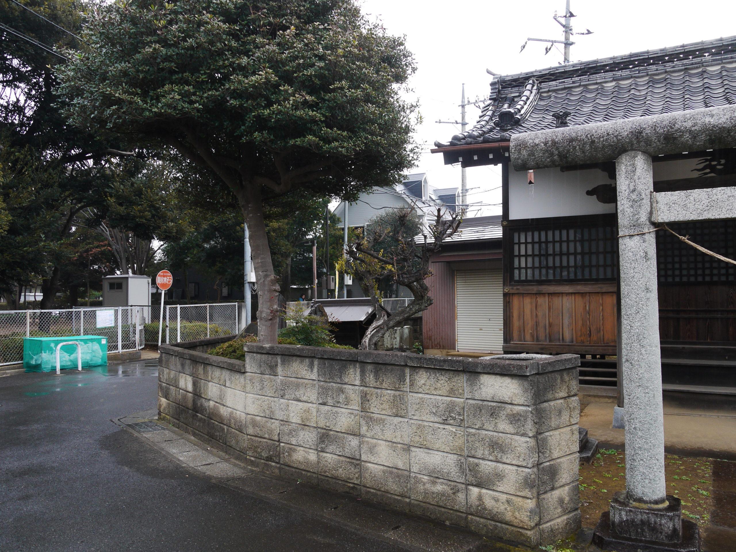 天満宮神社(松戸市)