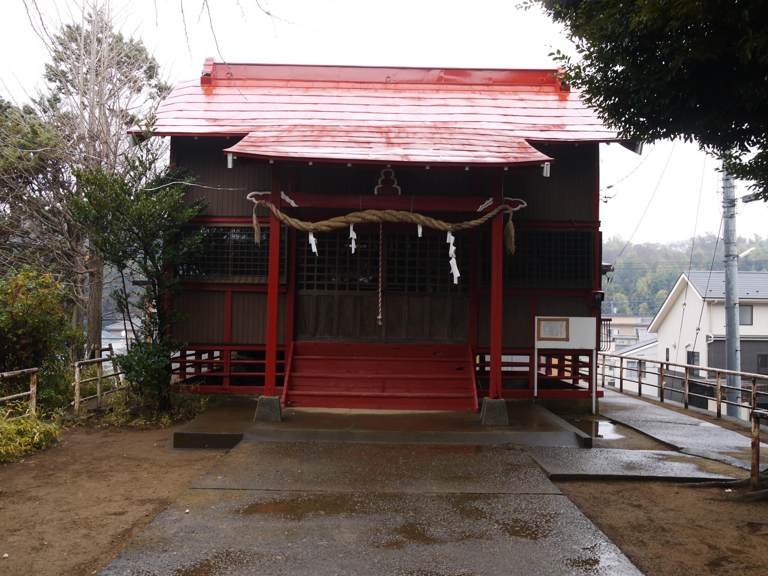 日枝神社(松戸市)