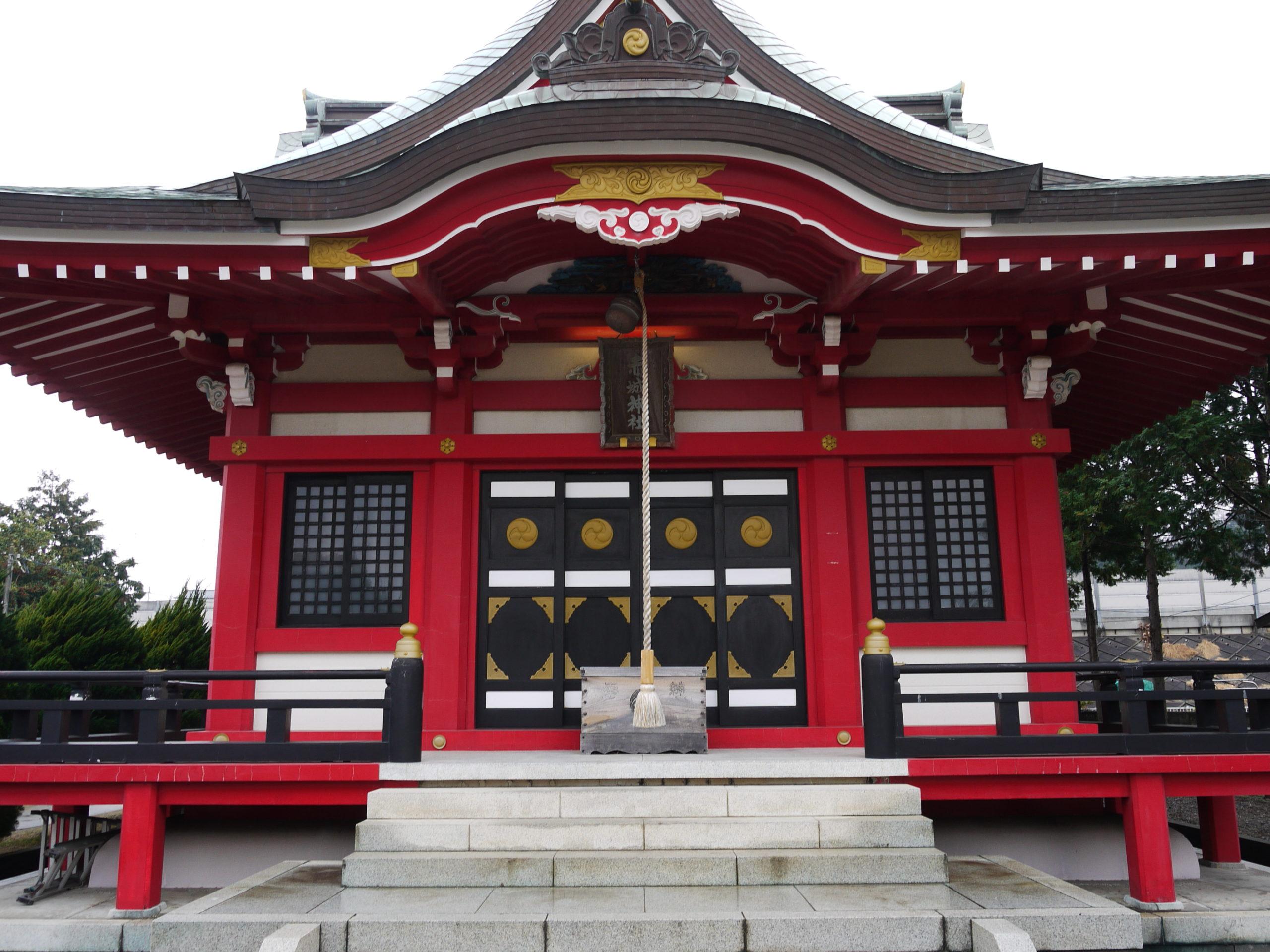 幸谷赤城神社(松戸市)