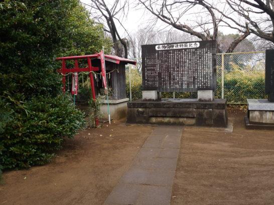 蘇羽鷹神社(松戸市)