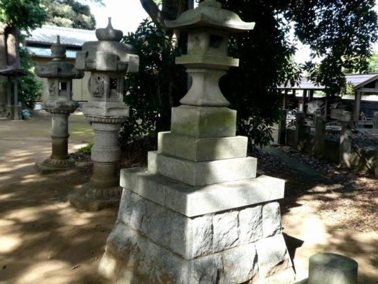 風早神社(松戸市上本郷)