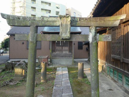 平潟神社(水神宮・松戸市松戸)