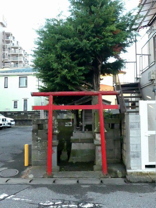 稲荷神社(松戸市根本)