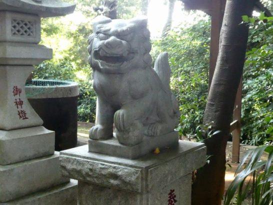 上矢切神明神社(松戸市上矢切)