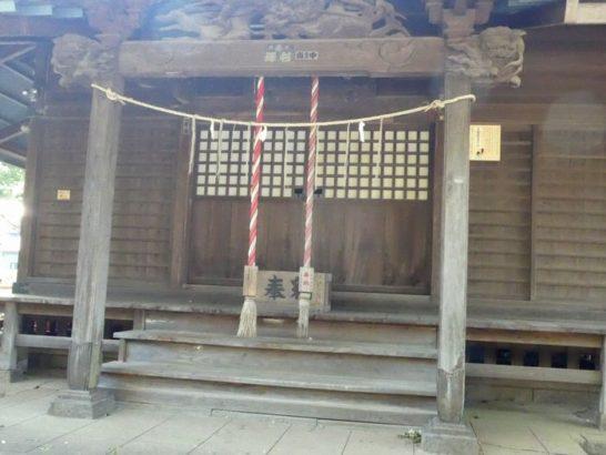 春日神社(松戸市紙敷)