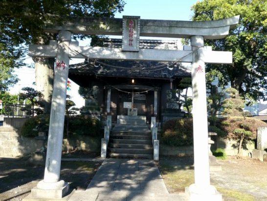 香取稲荷神社(松戸市栄町)