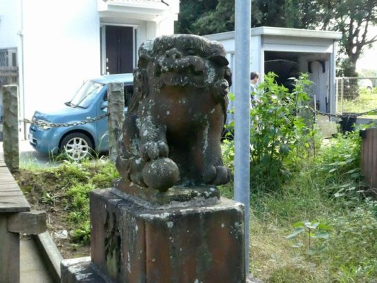 胡籙神社(松戸市紙敷)