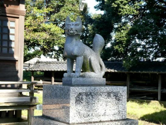 九郎左衛門新田稲荷神社(旭町稲荷・松戸市旭町)