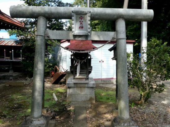 妙見神社(松戸市紙敷)