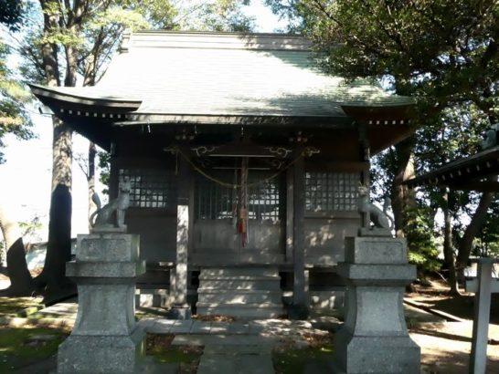稲荷神社(松戸市七右衛門新田)