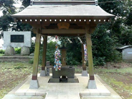 高塚八幡神社(松戸市高塚新田)